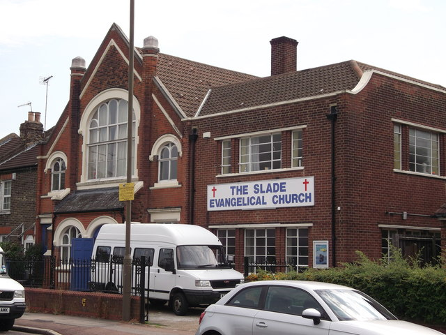 The Slade Evangelical Church, Plumstead