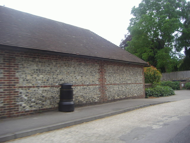 Unusual building, Singleton