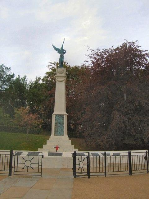 War Memorial - Alexandra Park, Hastings