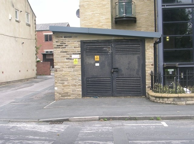 Electricity Substation No 2551 - West Street