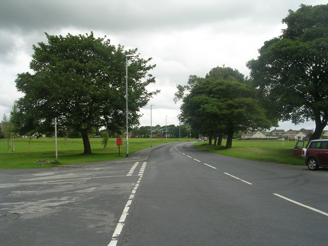 Station Road - viewed from West Street