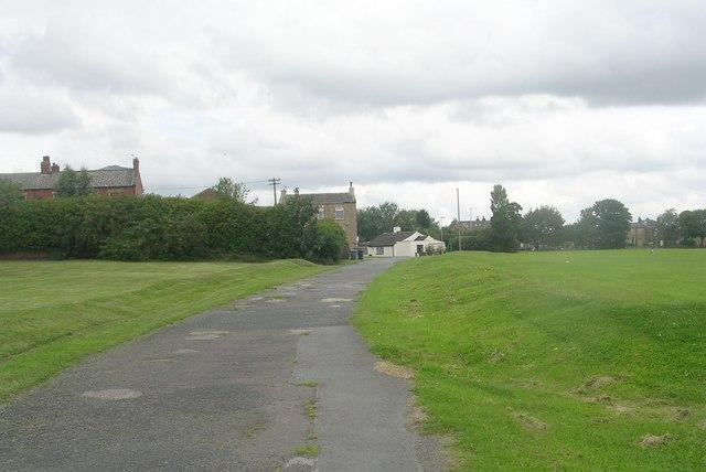 Footpath - Moor Top