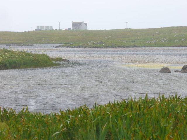 Loch Olaidh an Iar