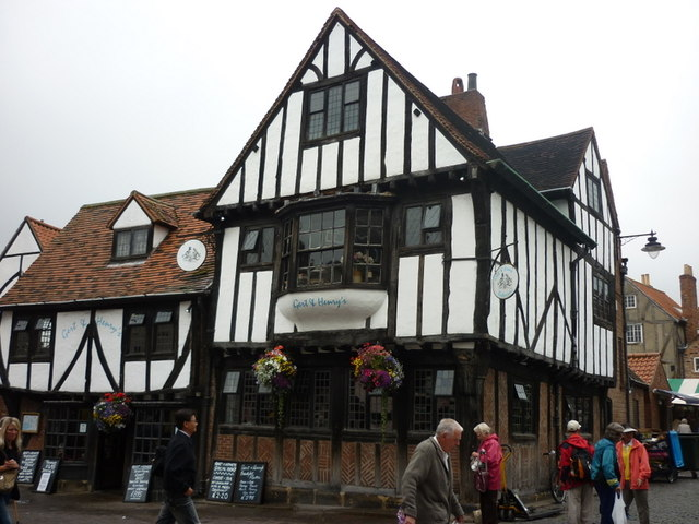 Gert and Henry's, York