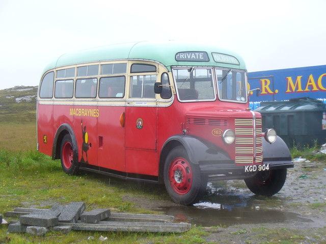MacBraynes Bus