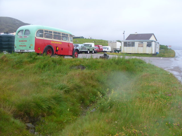 Tobha Mor, Vehicle Depot