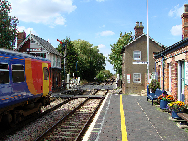 Heckington Station