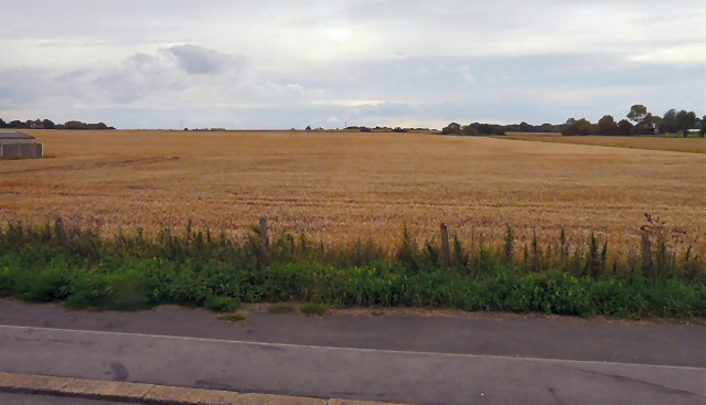 Fields near Ormskirk