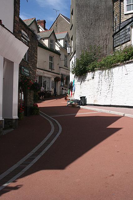 Lynton: Queen Street