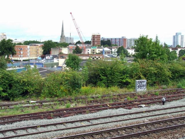 Bristol from Windmill Hill