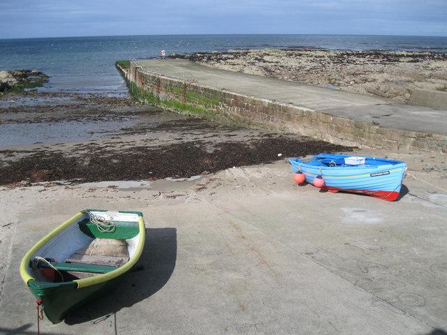 Buchanhaven Harbour