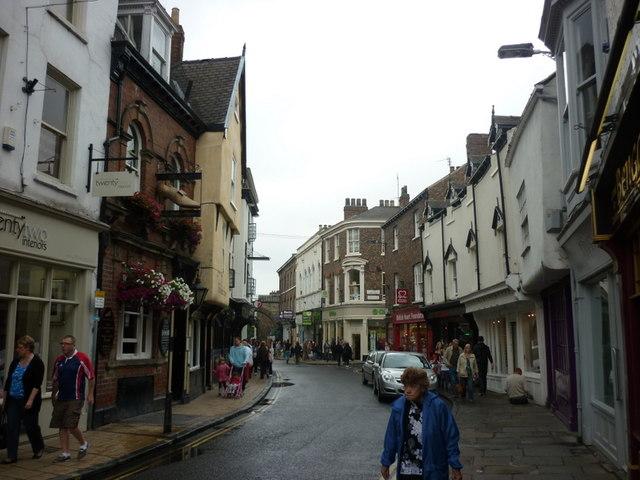 Goodramgate, York