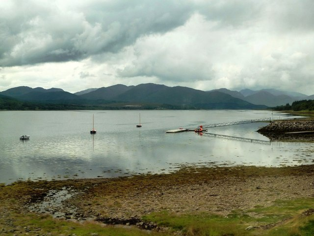 Loch Eil Shore