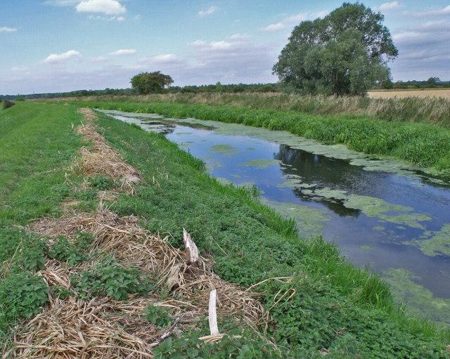 River Slea facing west