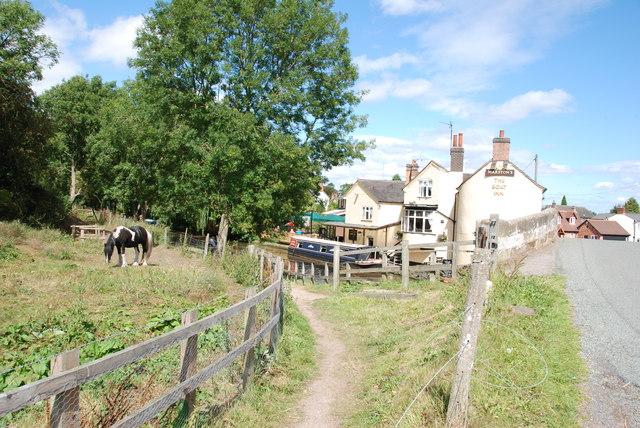 The Boat Inn, Gnosall Heath