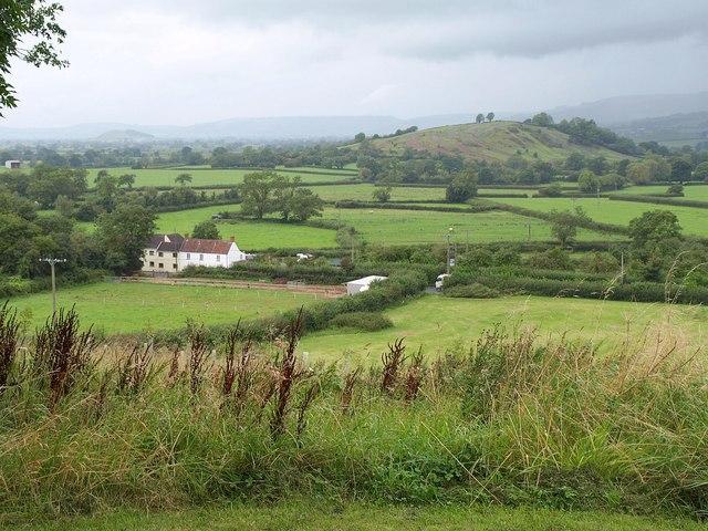 East end of Yarley