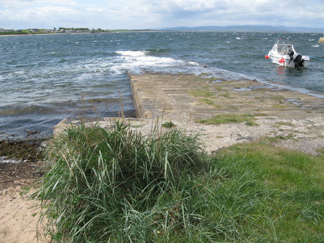Slipway at Portmahomack