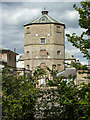SK6279 : Osberton Hall water tower and brew house by Richard Croft