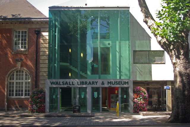 Walsall Library and Museum