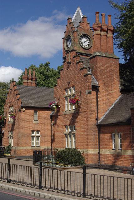 Walsall Arboretum Clock Tower