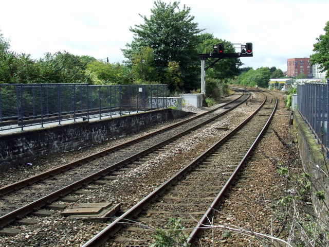 Bedminster railway station