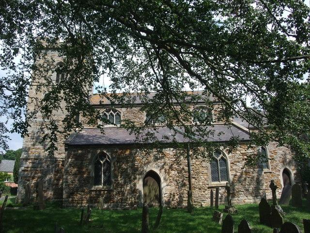 Church of St Helen, Saddington