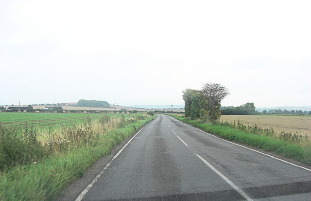 B4009 south of North Stoke