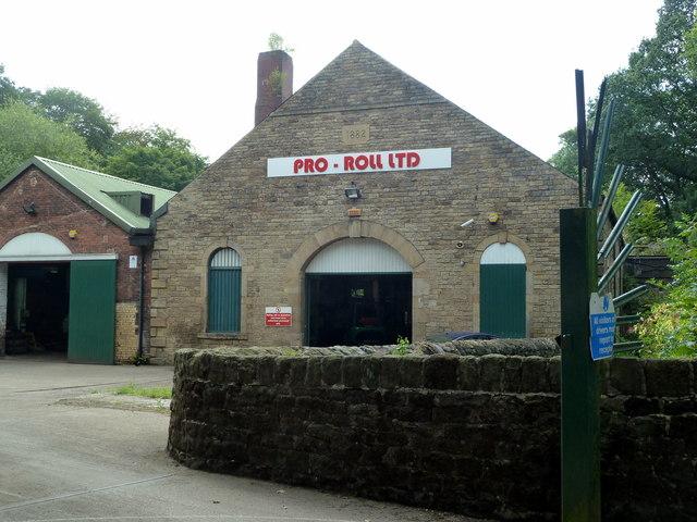 Little Matlock Rolling Mill