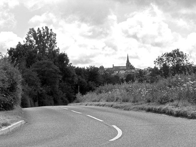 Looking towards Hurstpierpoint