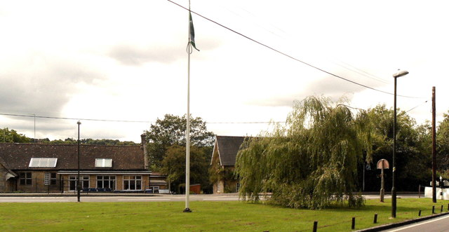 Village green, Balcombe