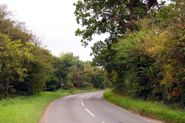 The B4019 to Highworth
