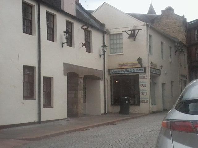 College Wynd, Kilmarnock