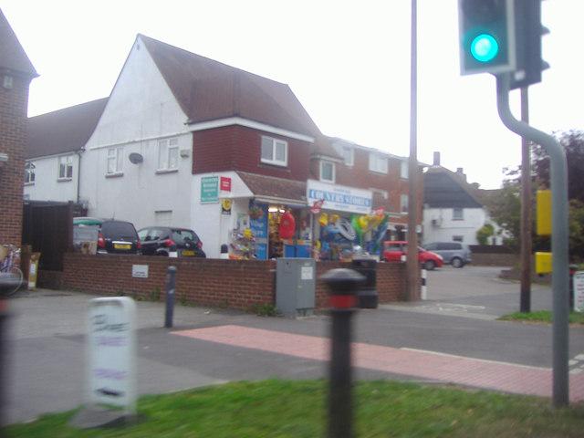 Shops on Stockbridge Road