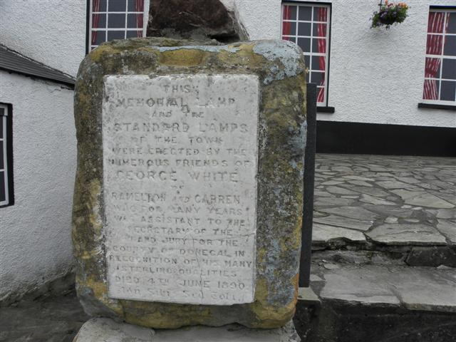 Inscribed stone, Ramelton