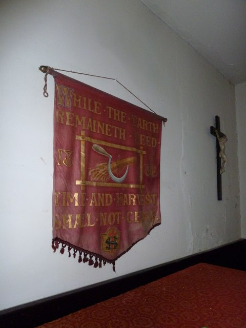 Church of the Assumption of the Blessed Virgin Mary Upper Froyle- banner (i)
