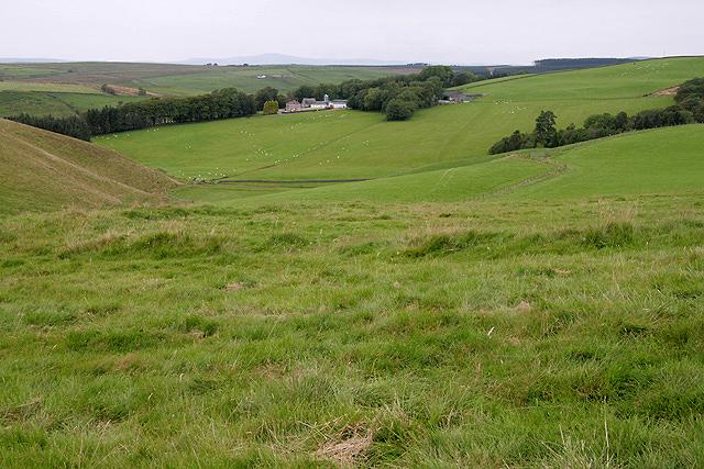 Farmland at Pearsby Hall