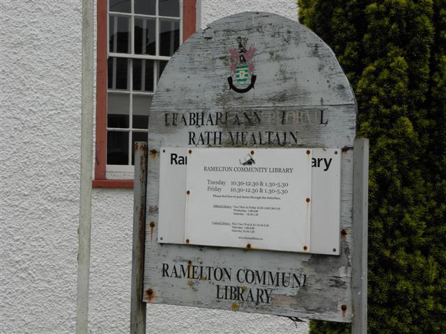 Ramelton Community Library board
