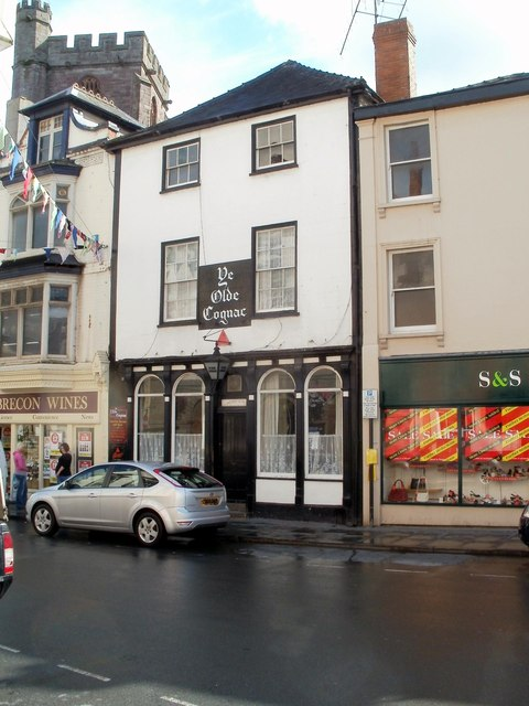 Ye Olde Cognac, Brecon