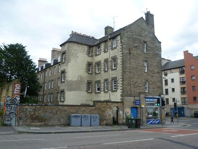 Building in Potterrow