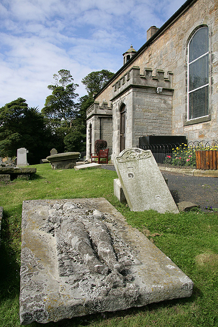 Auchtertool Parish Churchyard