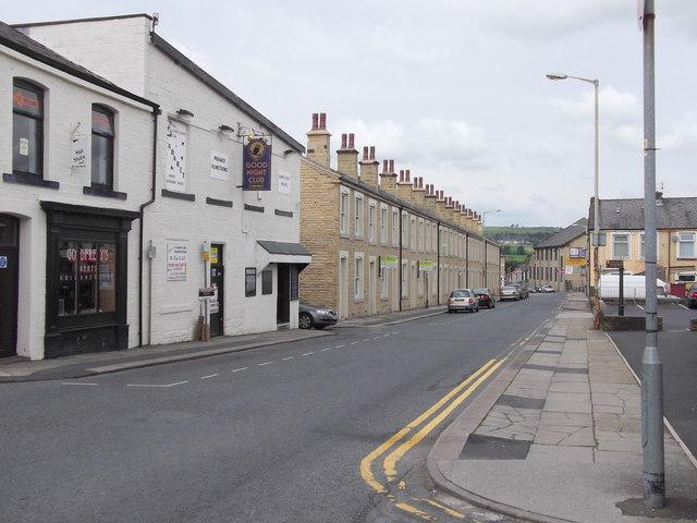 """The Good Night Club"" Stanley Street, Nelson, Lancashire BB9 7EL"