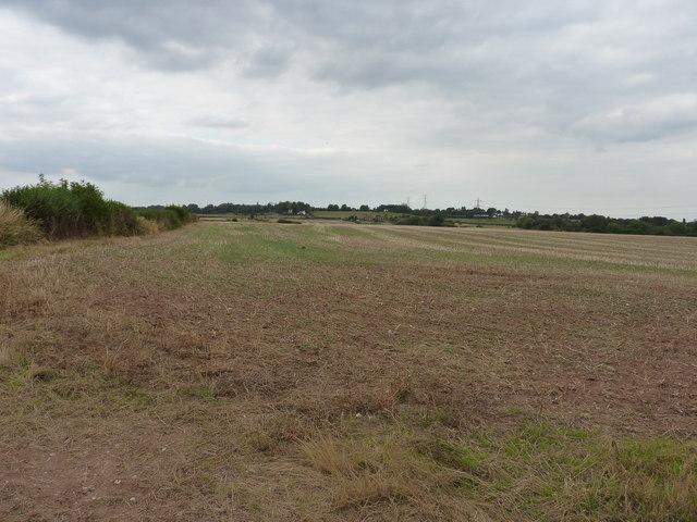 Farmland off Moor Lane, Great Moor