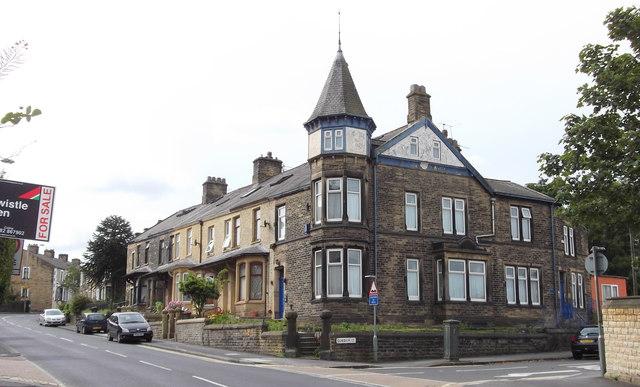 Hibson Road-Cobden Street, Nelson