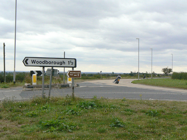 Junction to Woodborough