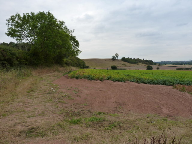 Permissive bridleway from Rudge Road