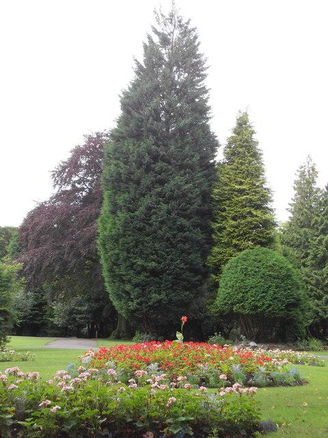 Victoria Park, Nelson, Lancashire