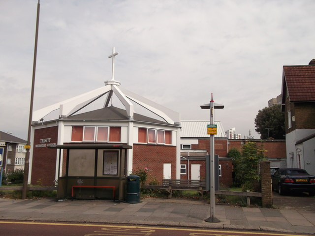 Trinity Methodist Temple, Woolwich