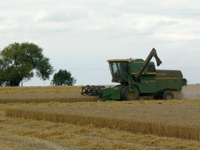 Modern harvesting