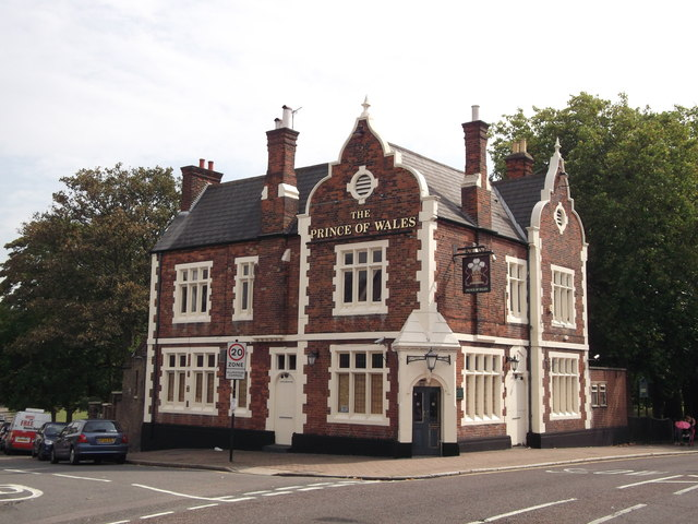 The Prince of Wales Public House, Woolwich