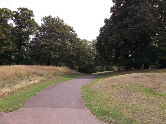Path on Plumstead Common